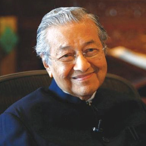 Malaysian Prime Minister Dr Mahathir bin Mohamad. — Reuters