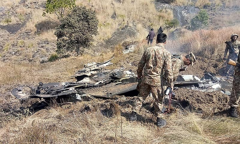 There is no doubt that Pakistan and India were perilously close to war. — AFP/File