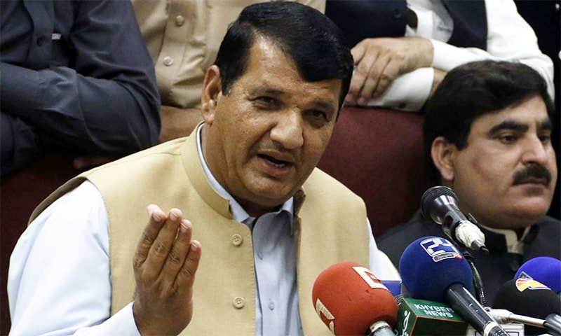 Seeks bureau's reply to PML-N leader Amir Muqam's petition against harassment, possible arrest. — PPI/File