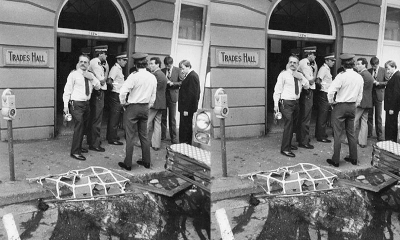 ٹریڈ ہال دھماکے میں زیادہ سے زیادہ 3 افراد ہلاک ہوئے تھے—فائل فوٹو: اسٹف ڈاٹ این زیڈ
