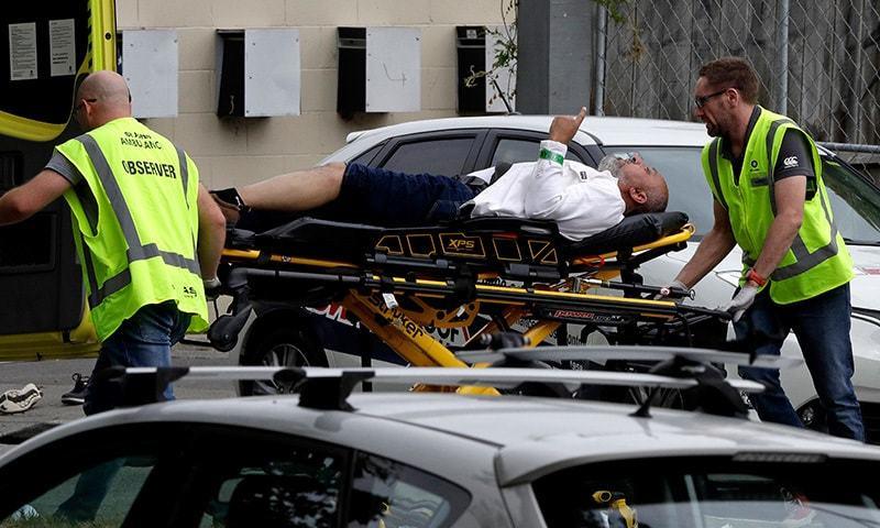 حملے میں متعدد افراد زخمی بھی ہوئے—فوٹو: اے پی