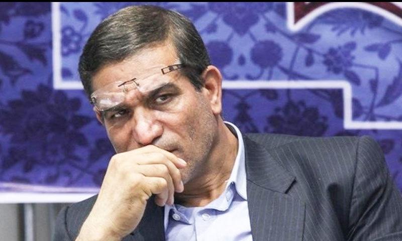 سلمان خداداد خفیہ ایجنسی کے اعلیٰ عہدے پر بھی تعینات رہ چکے ہیں—فوٹو: ڈی ڈبلیو