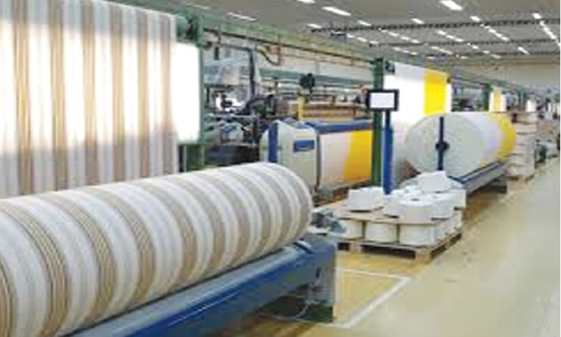 Growth in textile exports was primarily driven by the value-added items. Exports of ready-made garments' went up by 2.72pc during the eight months in value and 27pc in quantity.
