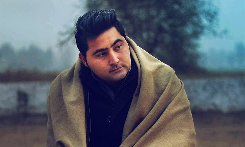 Mashal Khan, a 23-year-old Mass Communication student Mardan's Abdul Wali Khan University, was lynched in 2017 by a mob that accused him of blasphemy. — Facebook/File