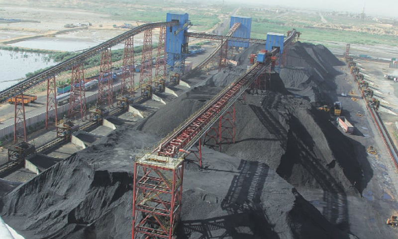 The terminal at Port Qasim expects to handle coal imports of 8-10m tonnes during this financial year.