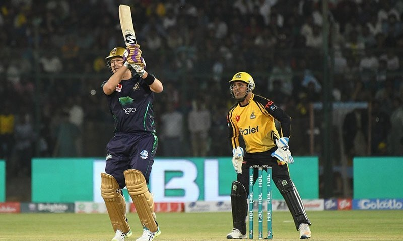 Quetta Gladiators and Peshawar Zalmi meet in PSL 2019 final tonight. — PSL