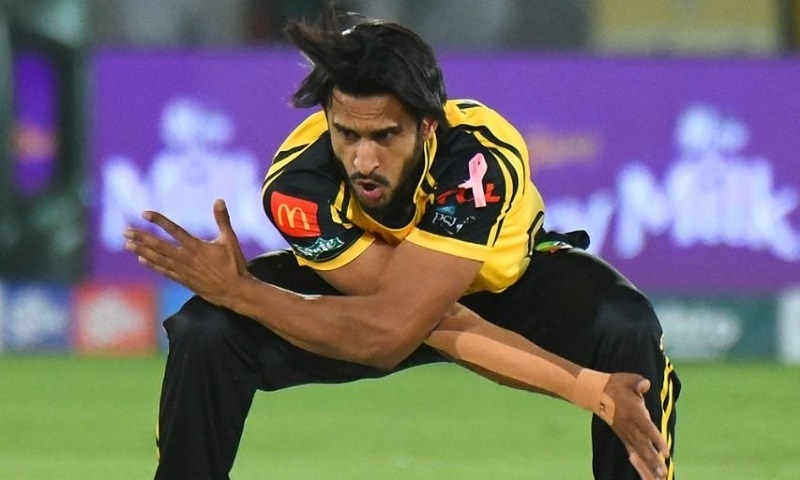 Hasan Ali is the tournament's highest wicket taker. — PSL