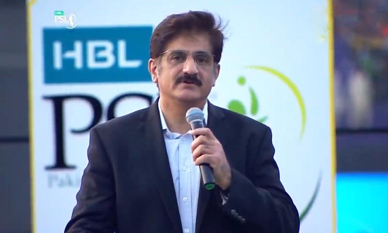 آج جیت کراچی والوں کی ہوگی، وزیرِاعلیٰ سندھ —فوٹو: ڈان نیوز