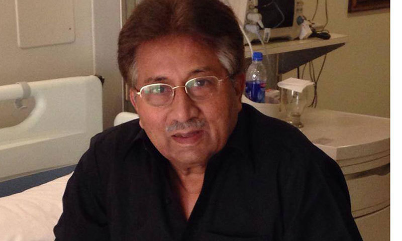 Musharraf explains why he put off his return