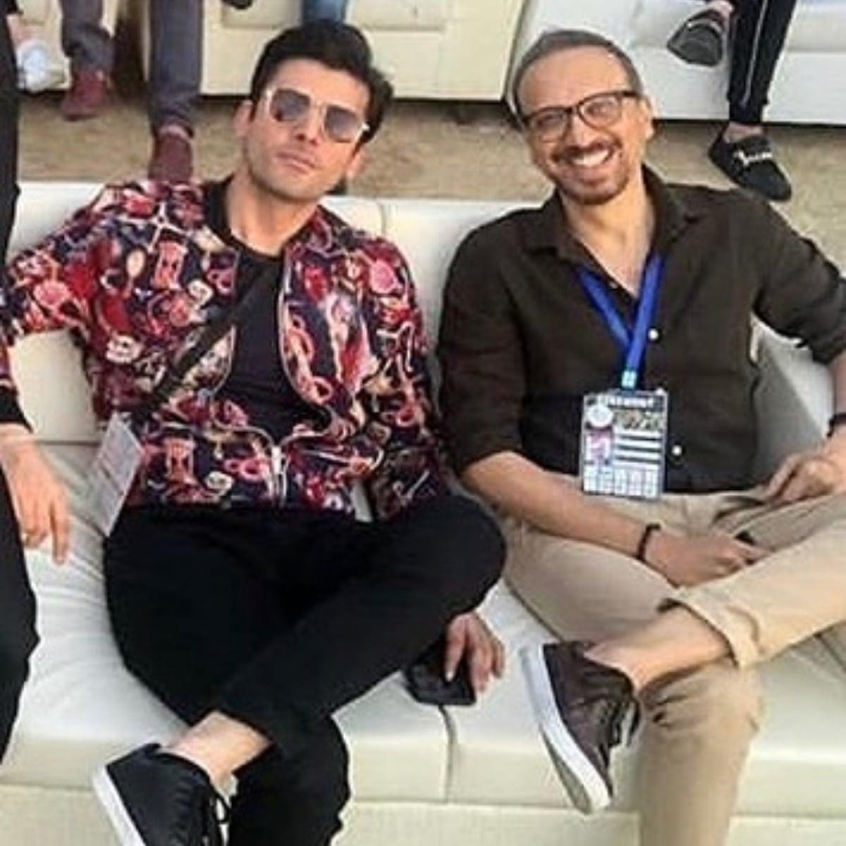 foto de Fawad Khan Mahira Khan Hamza Ali Abbasi and more brought star power to the PSL final