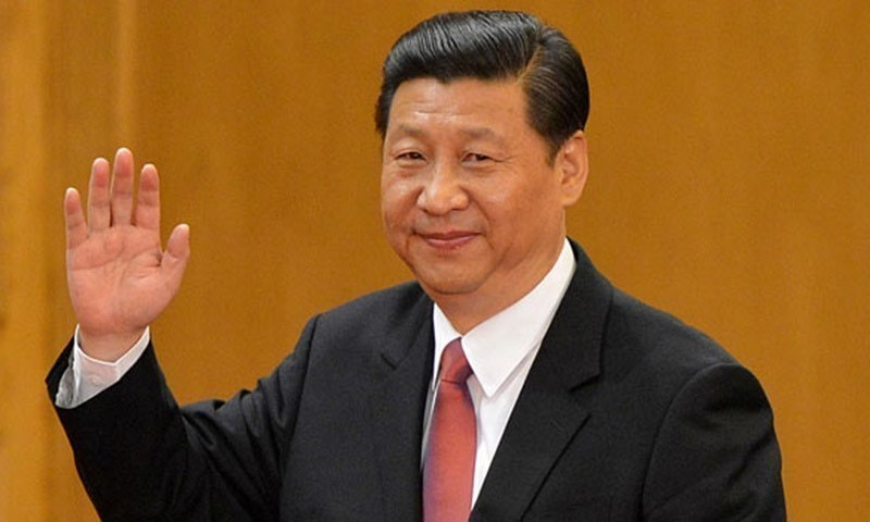 Chinese President Xi Jinping will pay state visits from Thursday to March 26, according to the foreign ministry. — AFP/File