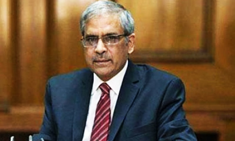 SBP Governor Tariq Bajwa.— SBP