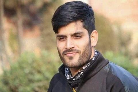 Rizwan Asad. — Photo courtesy: Kashmir Media Service
