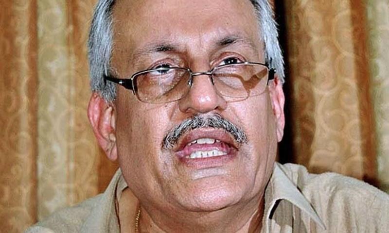 PPP Senator Raza Rabbani expresses concern over US secretary of state's statement. — APP/File