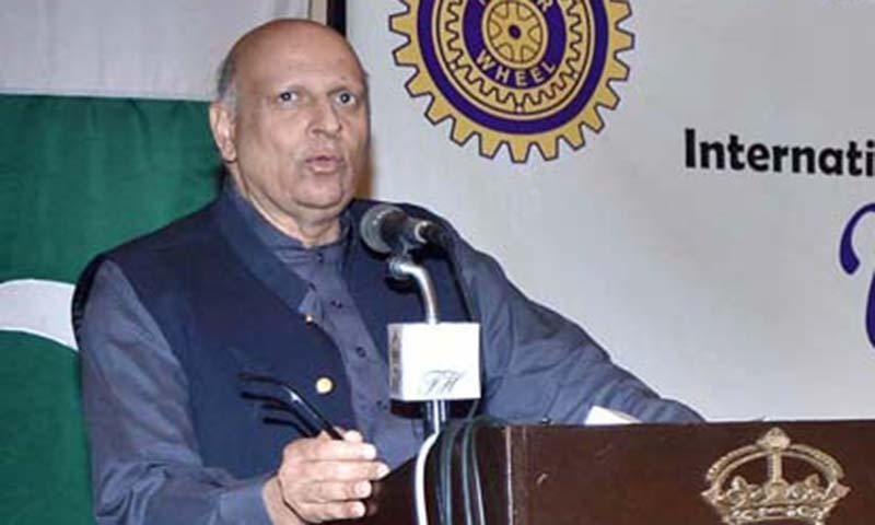 "Punjab Governor Chaudhry Sarwar says he will ""decide  as per direction of Prime Minister Imran Khan"" when he receives the bill. — APP/File"