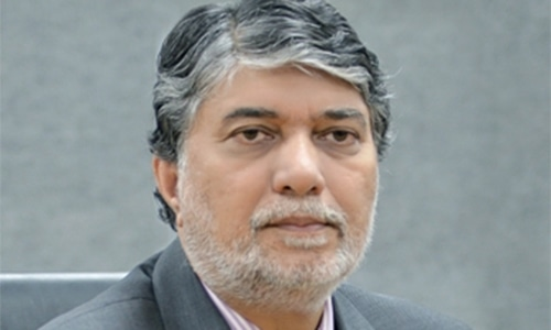 Mahmood Zia Ahmad has been appointed as acting MD of SNGPL. — Photo courtesy: SNGPL website
