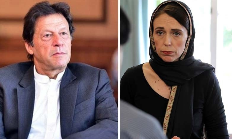 PM Khan calls NZ counterpart Ardern, appreciates 'humane handling of terror attack'