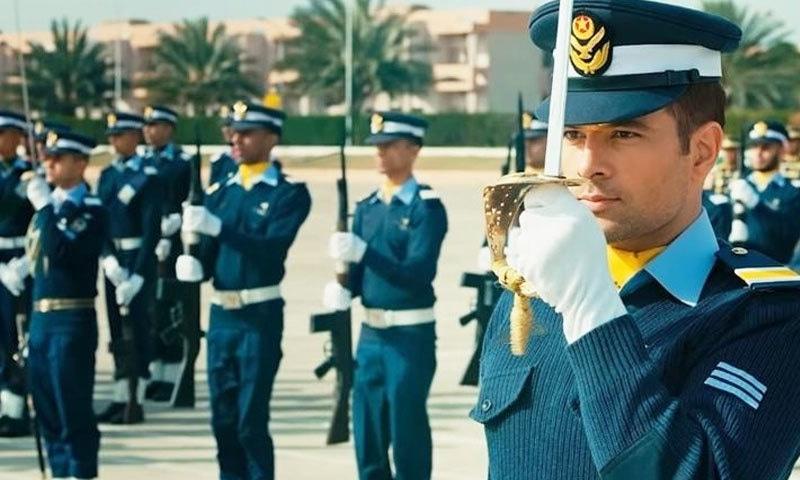 فلم میں میکال ذوالفقار نے مرکزی کردار ادا کیا ہے—اسکرین شاٹ