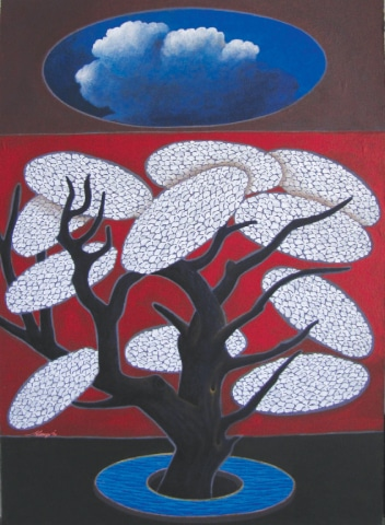 Untitled (The Fruitless Tree)  (2012)