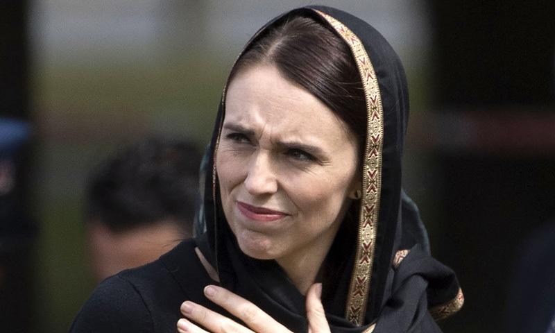 نیوزی لینڈ کی وزیر اعظم کو امن کے نوبل انعام کیلئے نامزد کرنے کی مہم کا آغاز