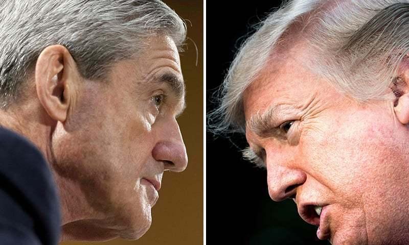 Washington on edge for Robert Mueller's findings on bombshell Trump-Russia probe