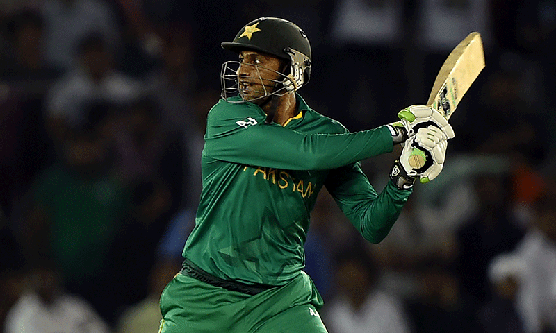 The new-look Pakistan side meekly went down by eight wickets in the first match on Friday. — AFP/File