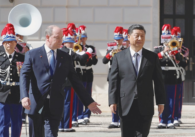 'Increased' EU-China cooperation stressed in Xi, Macron summit