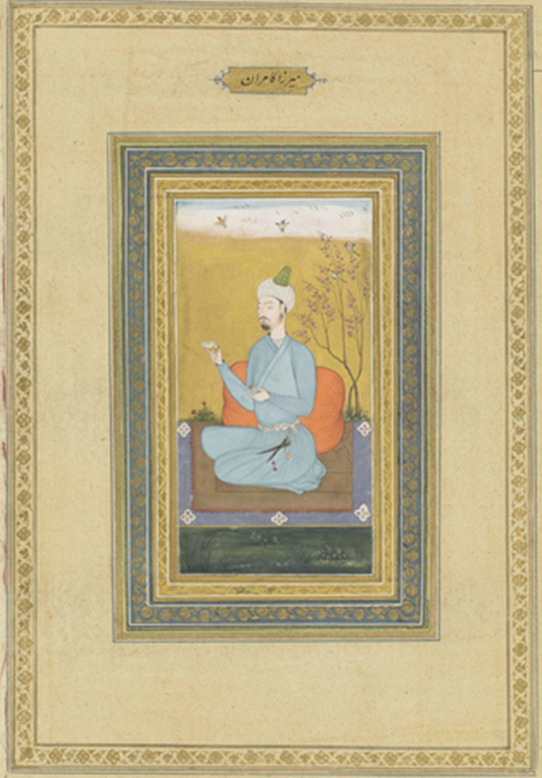 میرزا کامران