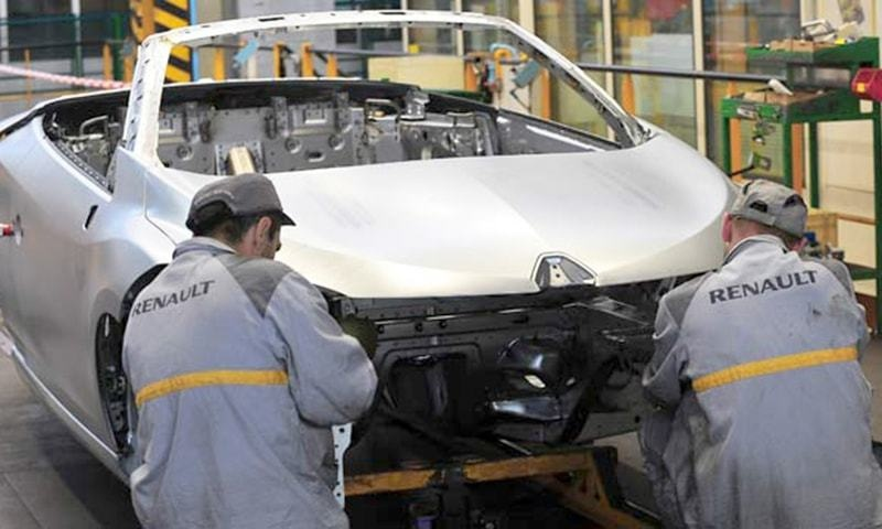 Renault announced acquisition of land at M-3 Industrial City in Special Economic Zone Faisalabad in June last year with the expected plant capacity of 50,000 units per annum.