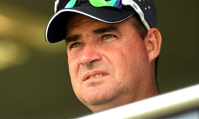 After back-to-back losses, Arthur defends giving new players a chance in Pak-Australia series