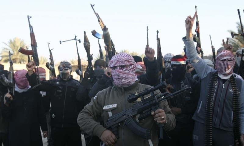 IS militants kill seven US-backed fighters in Syria