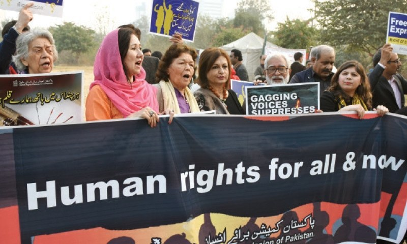 Activists demand national commission, passage of law, and re-initiation of ministry for protection of minorities. ─ Dawn/File