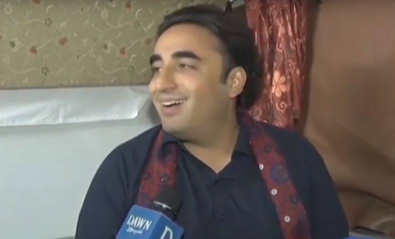 I have had the same stance against proscribed outfits since I joined politics: Bilawal