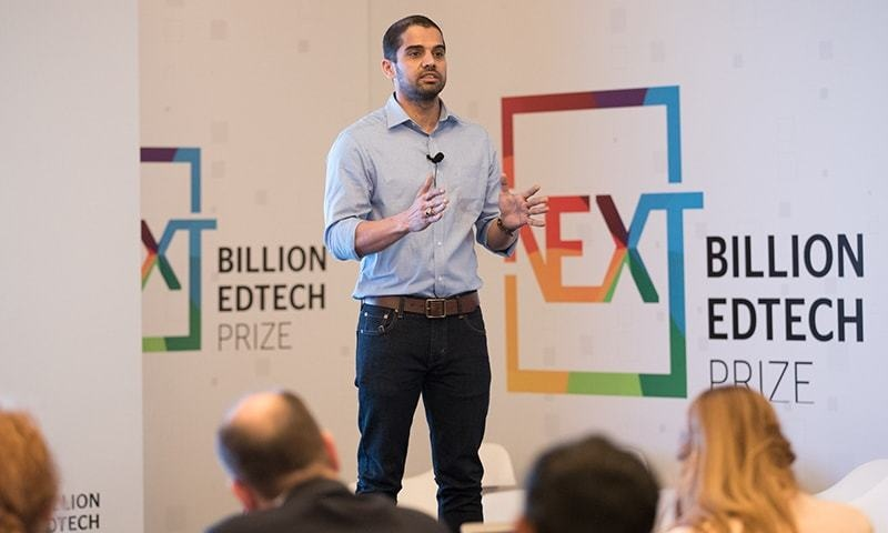 Karachi-based education startup SABAQ makes it as finalist for EdTech Prize in Dubai
