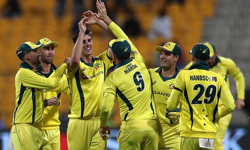 Finch, Zampa star as Australia ease to series win over Pakistan