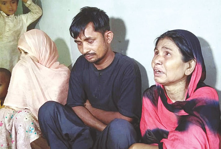 Family of fisherman who 'died' in Indian jail wants to know the truth