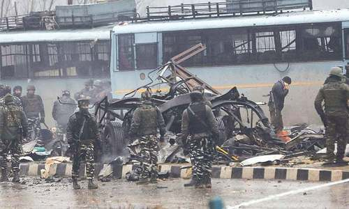 India's dossier on Pulwama attack rejected