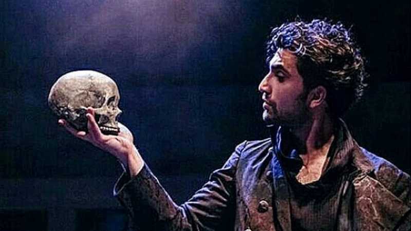 My mother said she couldn't recognise me: Ahad Raza Mir on his Hamlet performance