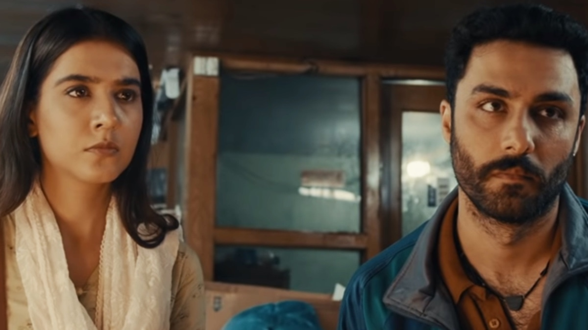 The duo in a still from the trailer