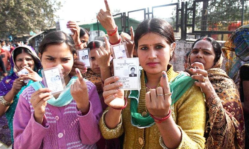 4 کروڑ سے زائد خواتین پہلی بار ووٹ کاسٹ کریں گی—فائل فوٹو: اوکیوپائے ڈاٹ کام
