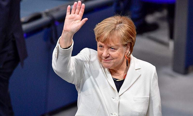 Ban has faced opposition from within German Chancellor Angela Merkel's coalition government and EU, but has support of rights groups. — AFP/File