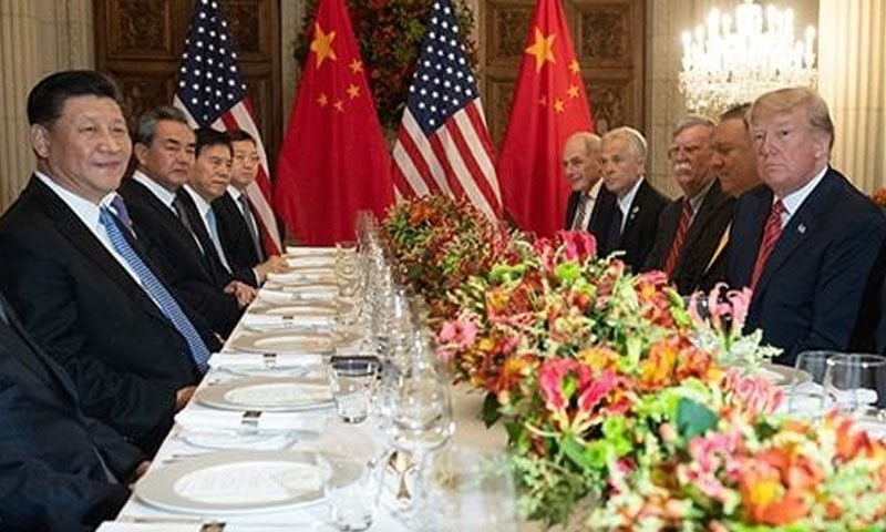 تجارتی مذاکرات سے متعلق تفصیلات فراہم کرنے سے گریز کیا گیا — فائل فوٹو / اے ایف پی