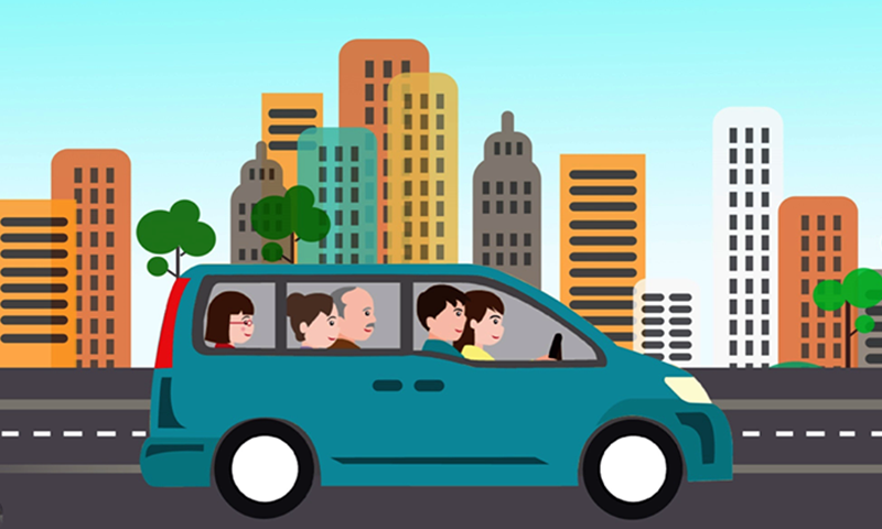 Faster Cheaper Greener Twin Cities Residents Turn To Carpooling
