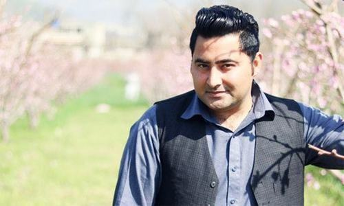 Mashal Khan, student of Mass Communication, was lynched by a mob in 2017. — Facebook/File