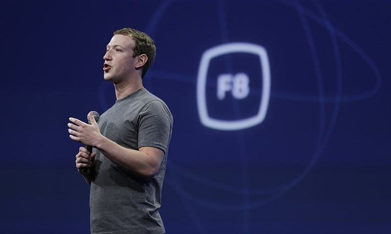 Facebook chief wants 'more active' govt role regulating internet
