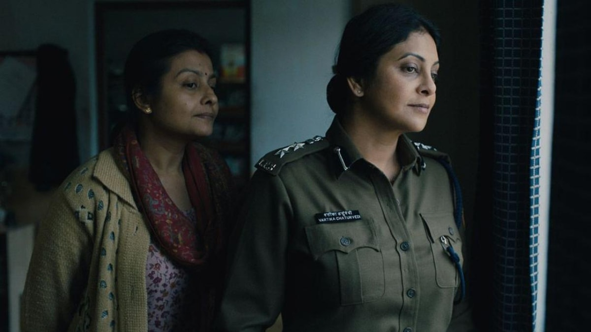 Shefali Shah (right) and Rasika Dugal keep the audience hooked