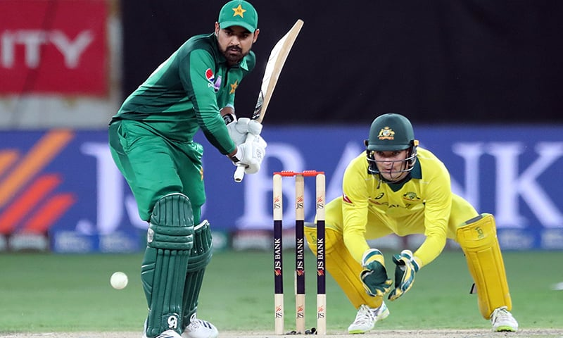 Australia whitewash Pakistan 5-0 in ODI series despite Haris hundred
