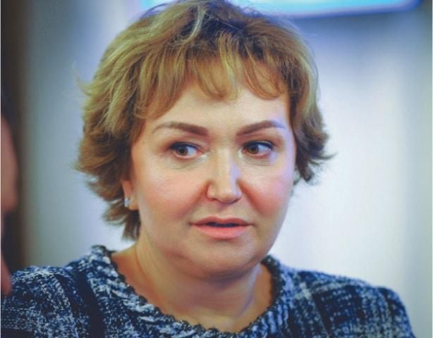 Natalia Fileva.—AFP