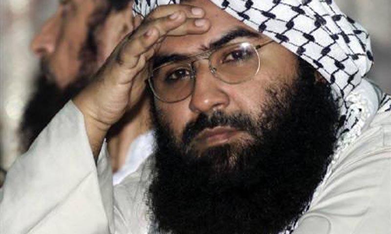 مسعود اظہر کو دہشت گرد قرار دینے کی قرار داد پر بدھ کے روز ووٹ دیا جانا تھا —فوٹو: رائٹرز فائل