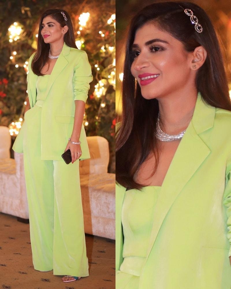 Celebrity stylist Mehek Saeed decodes her own enchanting bridal